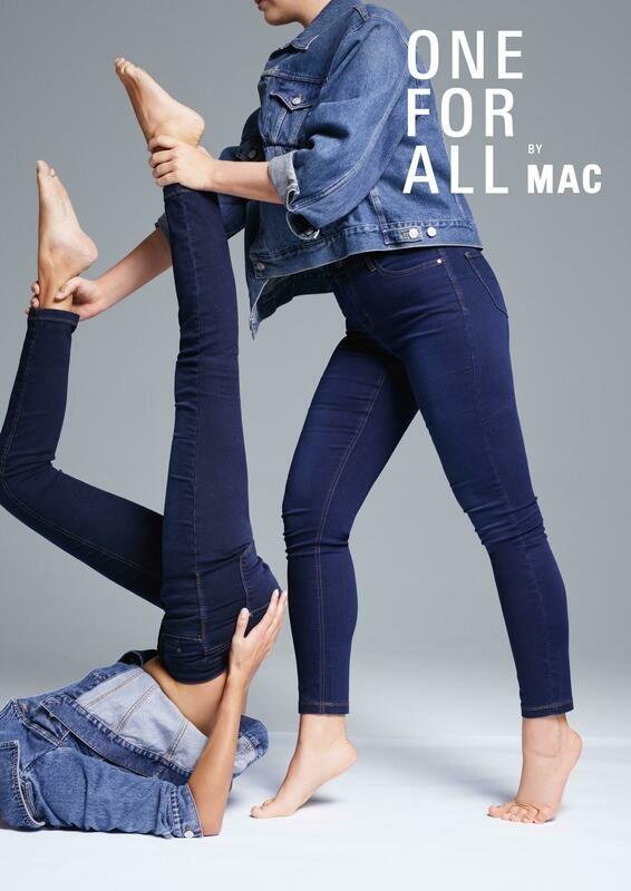MAC One for all denim