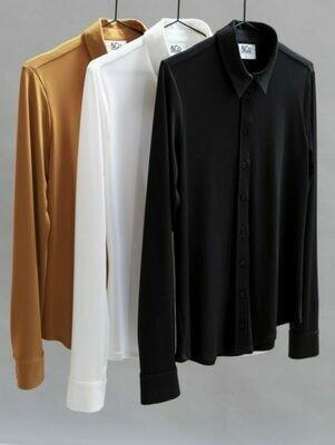 &Co blouse Lotte Dark Blue