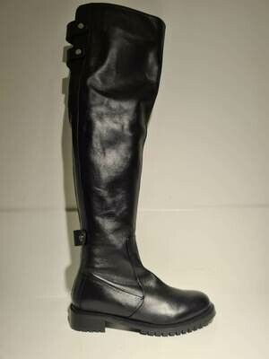 Sigoto Overknee boot Black