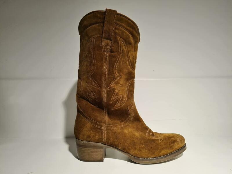 Western Boots Rex Brown