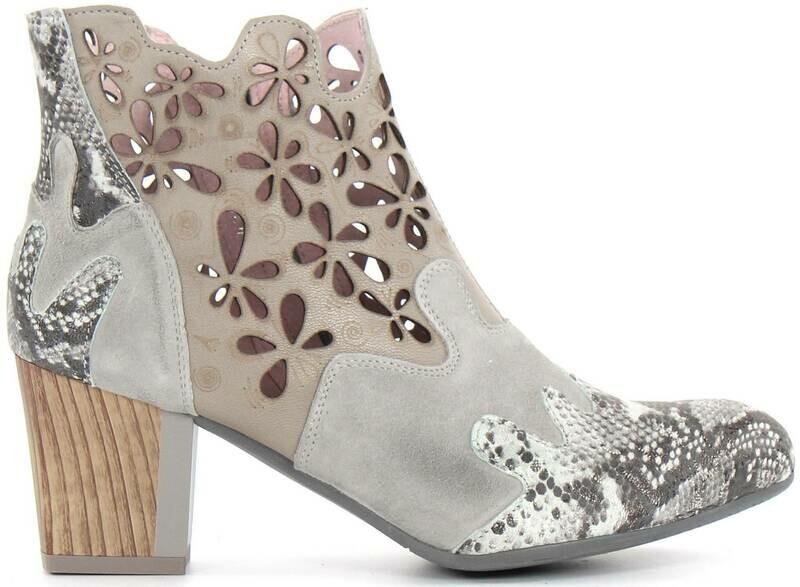 Maciejka Boot Grey-sand