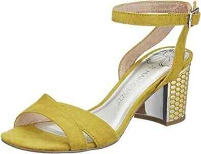 Marco Tozzi sandal Yellow