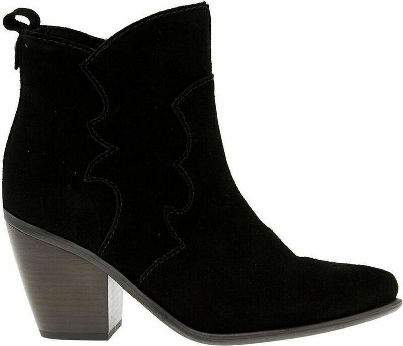 Marco Tozzi Western boot Black