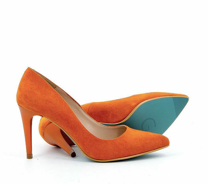 Giulia 8cm Regine Orange