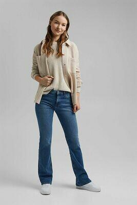 Esprit bootcut jeans denim blue