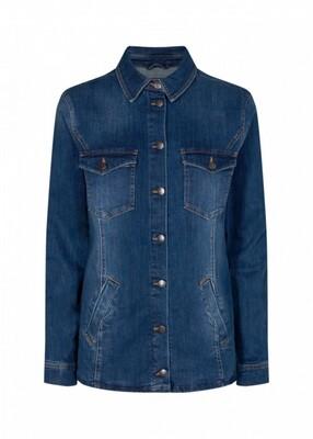 Soya Concept Jacket  Denim