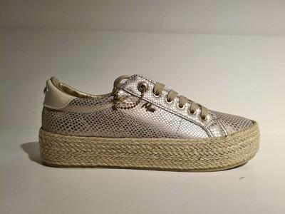 Mexx Espadrille Sneaker Gold