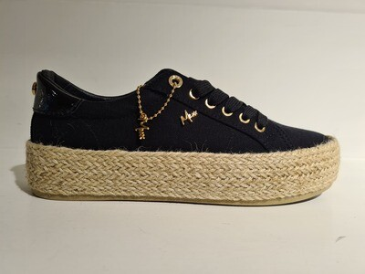 Mexx Sneaker Espadrille Black