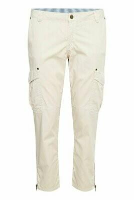Culture DK Pants Cotton Beige