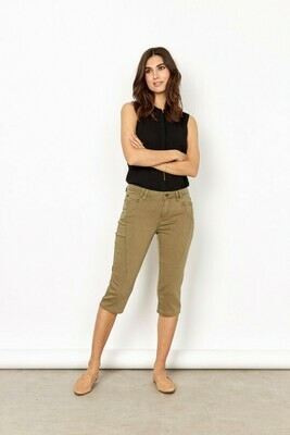 Soya Concept Pants Green