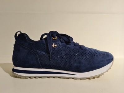 Mexx Sneaker Suede Dark Blue