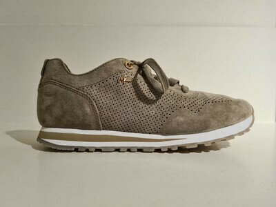 Mexx Sneaker Suede Taupe