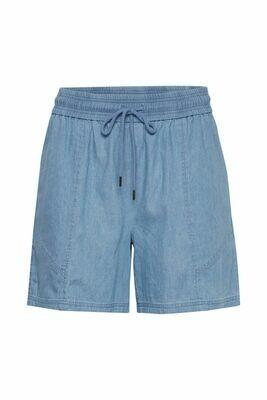 Fransa Short Cotton Denim