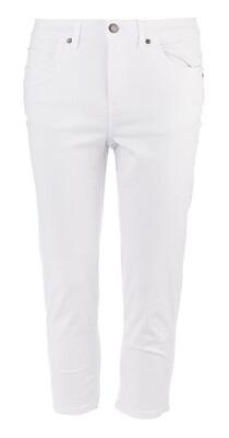 NED Pants Capri White