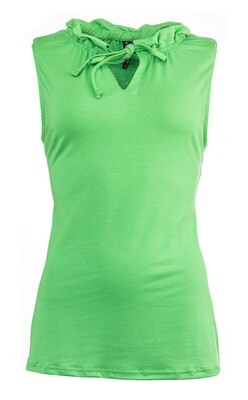NED Top Tricot Grass Green