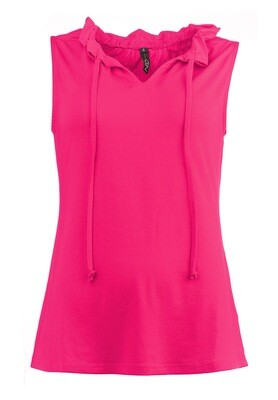 NED Top Tricot Raspberry