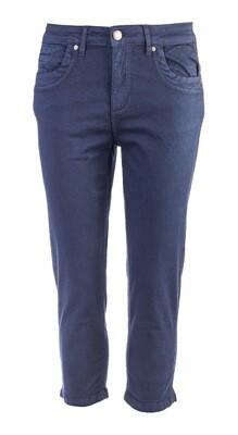 NED Pants Capri Dark Blue