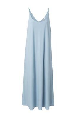 YAYA Dress Maxi Viscosemix MISTY BLUE