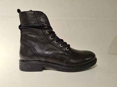 Maruti Boots leather Black