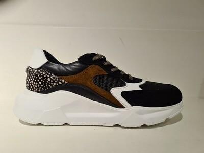 Maruti Sneaker Suede Print