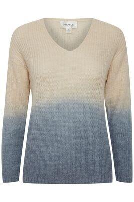 Dranella Pullover Seasand Mix