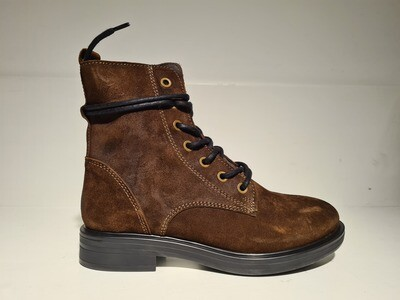 Maruti Boots Suede Brown