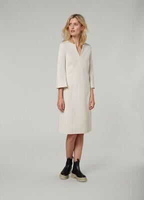 Summum Dress Punto Milano Ivory
