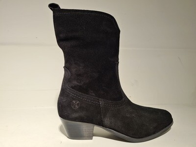 Post Xchange Boots Blair Black