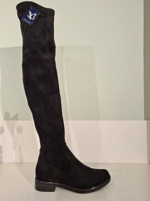 Caprice Overknee boots Black