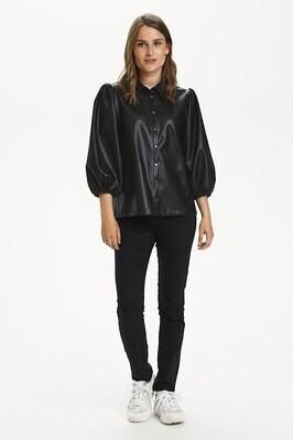 Kaffe blouse/ 10505879 zwart