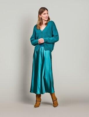 Summum Skirt / 6s1209 petrol
