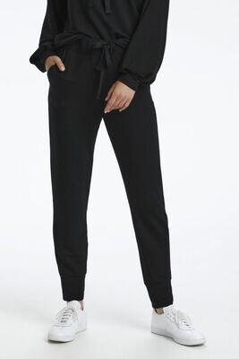 Cream Sweatpants/ 10609185 Black