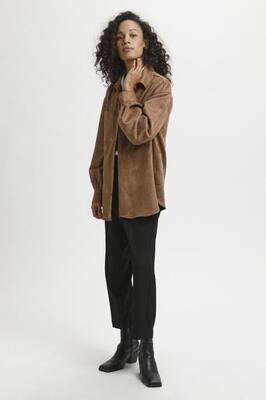 Kaffe blouse/ 10505741 taupe
