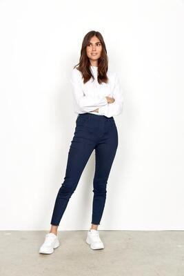 Soya jeans/17177 d.blauw