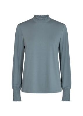 Soya shirt/ 25425 blauw