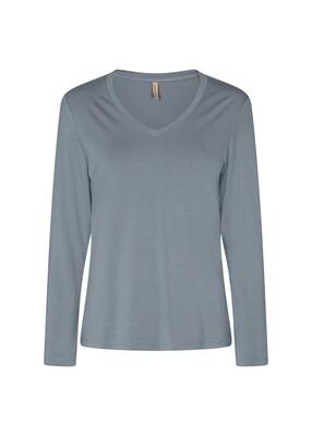 Soya t-shirt/ 24865 blauw