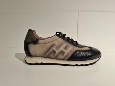 Hispanitas Sneaker / HI211681 Black combi