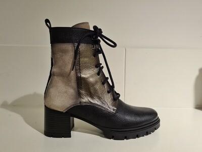 Hisoanitas Boots CHI211860 Black combi
