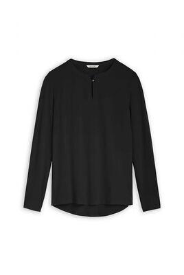Sandwich Shirt Longsleeve / 21101913 Black