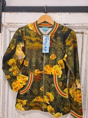 Lalamour Jacket Scenery / 2133 Print