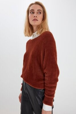 B.Young Pullover / 20810575 Brown