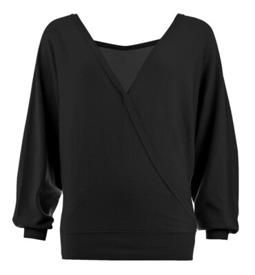 Iconik Pullover Wrap / P107-02 Black