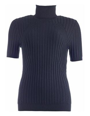 Iconik Top Knit / P107-04 Black