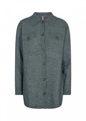 Soya Concept Cardigan / 33161 Bluegreen