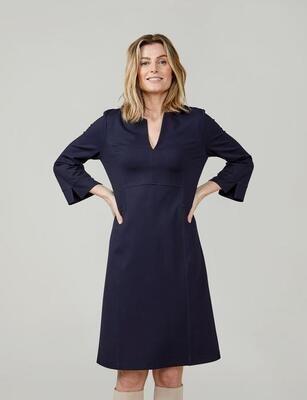 Summum Dress / 5s1310 Dark Blue