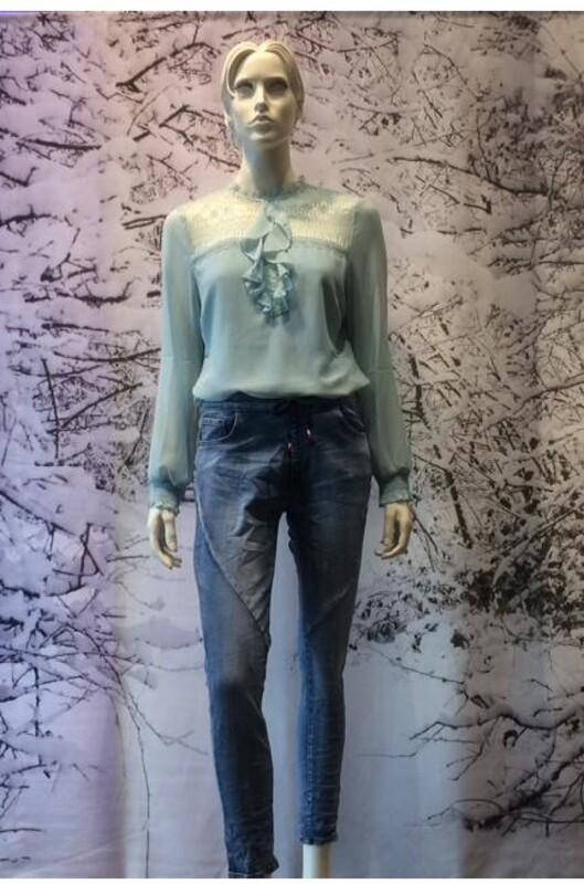 Mz Jeans Tundra jeans licht