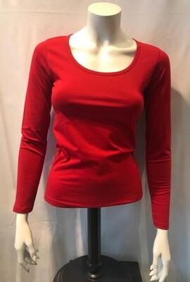 Mooi shirt lm rood
