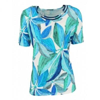 Leona Shirt 37.03 turqois