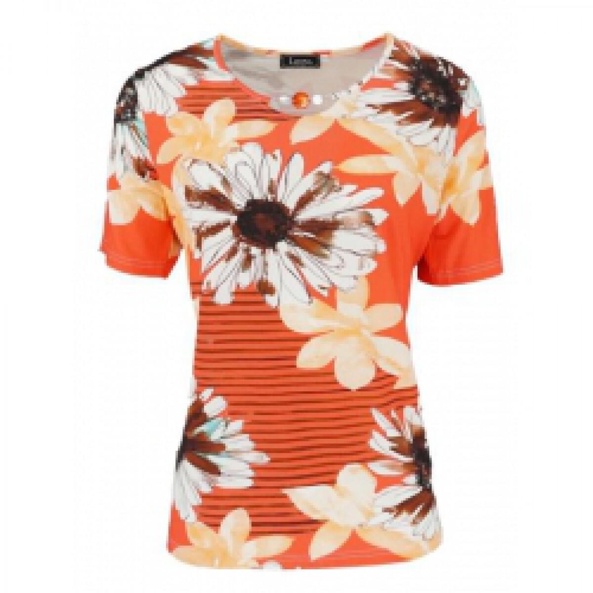 Leona Shirt 37.04 koraal