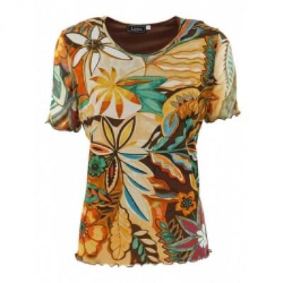 Leona Shirt 37.09 oranje